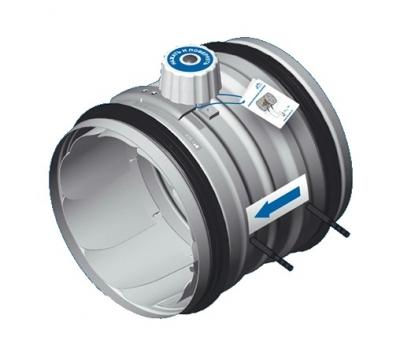 Обратный клапан (взрыв) ф250